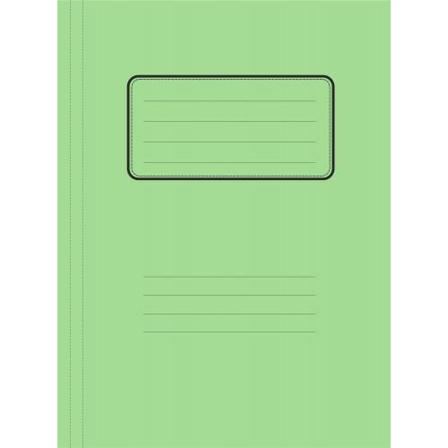 Ντοσιέ μανίλα με αυτιά 26x35 πράσινο