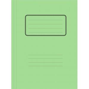 Ντοσιέ μανίλα με έλασμα 26x34 πράσινο