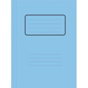 Ντοσιέ μανίλα με έλασμα 26x34 μπλε