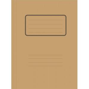 Ντοσιέ μανίλα με έλασμα 26x34 μπεζ