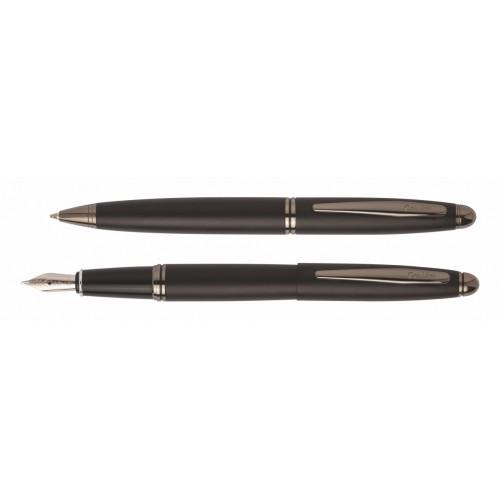 Σετ δώρου με πένα & ballpoint 88 KNIGHT μαύρο ματ