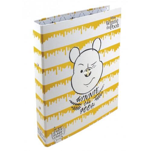 Κλασέρ 2 κρίκων Winnie the Pooh Α4 40mm