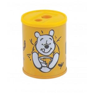 Ξύστρα μεταλλική διπλή Winnie the Pooh