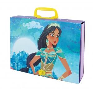 Τσάντα από σκληρό χαρτόνι με χερούλι Aladdin 23x31,5x55mm