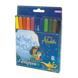 Μαρκαδόροι 12 χρωμάτων Aladdin 2,3mm